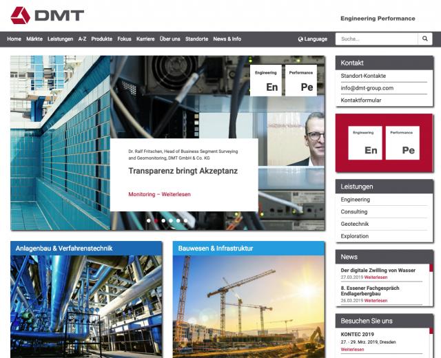 DMT GmbH & Co. KG (ein Unternehmen der TÜV NORD GROUP)